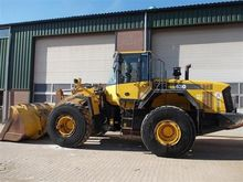 2007 KOMATSU WA430-6 wheel load