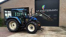 HOLLAND TS90 wheel tractor