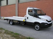 2014 IVECO DAILY 35C15 cabina n