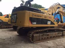 2013 CATERPILLAR 349DL tracked