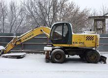 2008 TVEKS EK-14 wheel excavato