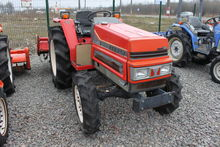 2000 YANMAR FX265 mini tractor