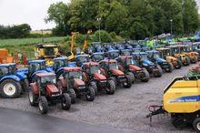Used Wheel tractor i