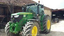 2014 JOHN DEERE 6150R wheel tra