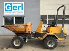 1999 DHK5002H mini dumper