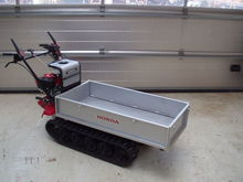 2009 HONDA HP 450 mini dumper