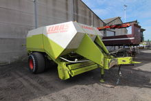 PACKING press Claas Quadrant 22