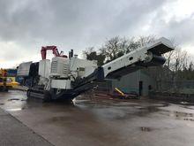 2002 METSO LT110 crushing plant