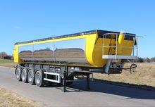 2016 TA400 tipper semi-trailer