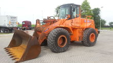 1999 HITACHI W190 *6093* wheel