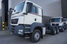 Used 2009 MAN tracto