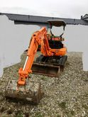 2004 HITACHI Airman AX27u backh