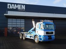 2012 MAN TGM 26.340 hook lift