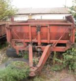 Used PTS 9 tipper tr