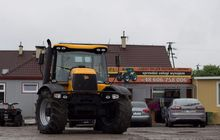 2003 JCB Fastrac 3190 wheel tra