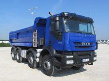 2008 IVECO AD340T45 dump truck