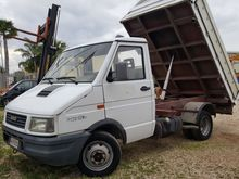 Used 1992 IVECO dump