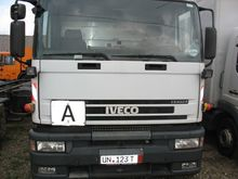 IVECO Magirus dump truck for pa