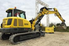 Used WACKER EXCAVATO