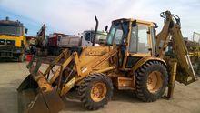 Used 1995 CASE 580 b
