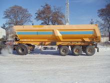 1999 MOL 5600 kg. tipper semi-t