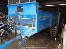 1996 Rock 5500 manure spreader