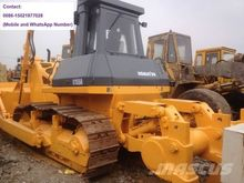 2008 KOMATSU D 155 A-1 bulldoze