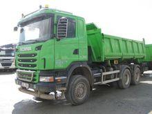 2010 SCANIA G 440 CB dump truck