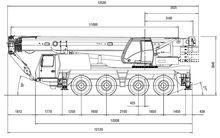 2012 GROVE GMK4080-1 mobile cra