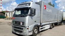 Used 2008 VOLVO FH t