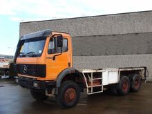 1992 MERCEDES-BENZ 2629 chassis