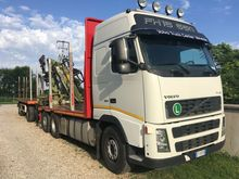 2005 VOLVO timber truck