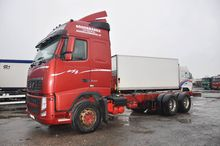 2010 VOLVO FH13 chassis truck