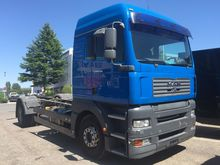 2006 MAN 18.430 chassis truck