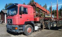 1997 MAN MAN 26.463 tractor uni