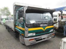 1995 ISUZU Forward flatbed truc
