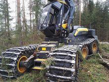 2014 PONSSE Scorpion harvester