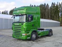 Used 2008 SCANIA R44