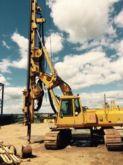 1997 BAUER 12/15K drilling rig