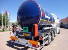 2017 NURSAN chemical tank