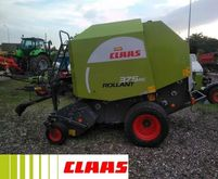 2012 CLAAS Variant 375 RC round