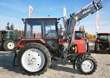 2012 MTZ MTZ 820 wheel tractor
