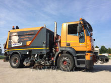 SCHMIDT SK 650 road sweeper
