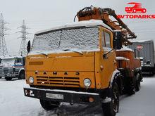 KAMAZ 53213 concrete mixer truc
