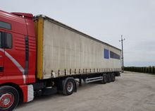 Used 2001 KRONE FIRA