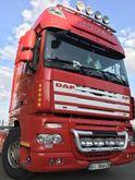 2008 DAF XF 105 460 tractor uni
