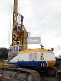 2008 BAUER BG 20 H drilling rig