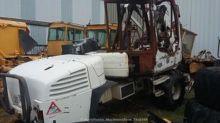 MECALAC 12MXT wheel excavator f