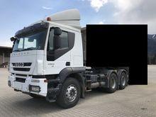 2009 IVECO Trakker A720T45 big-