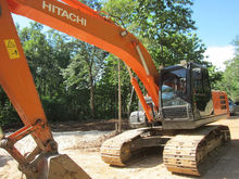 2012 HITACHI ZX200-5G 2012 trac